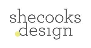 shecooks.design logo