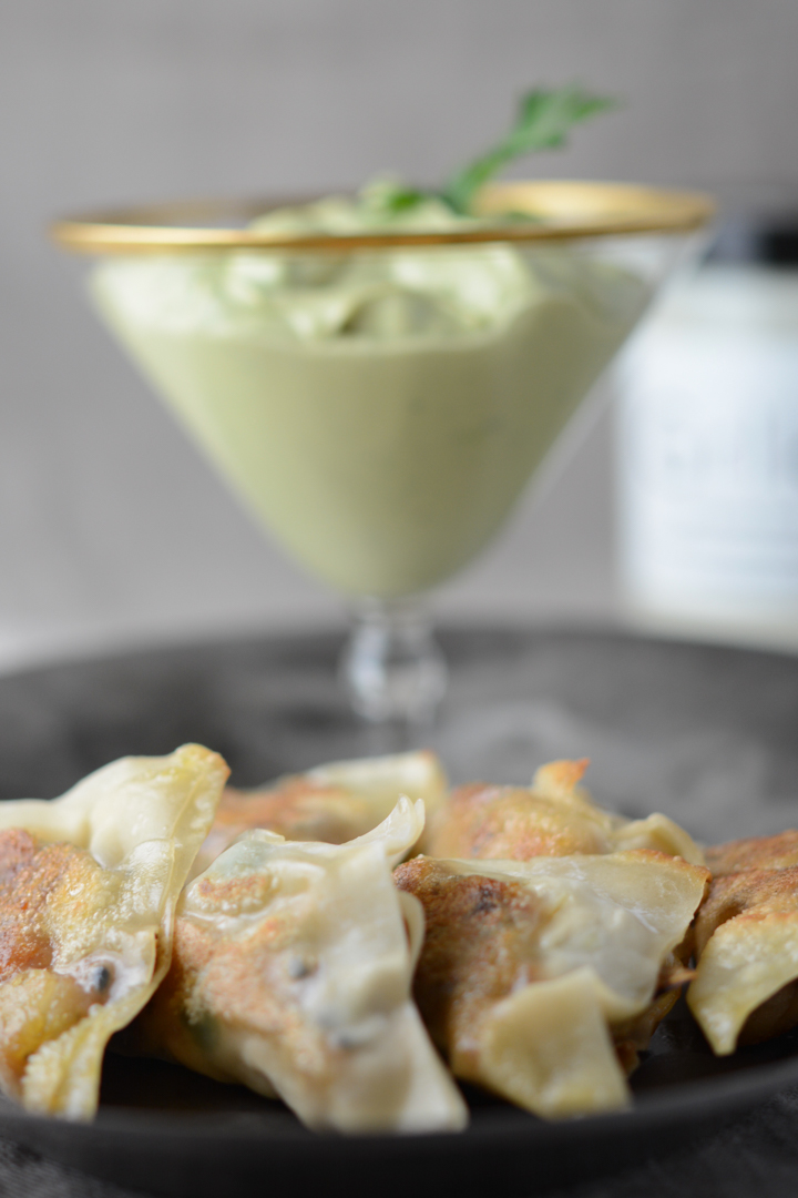 Irish Potstickers
