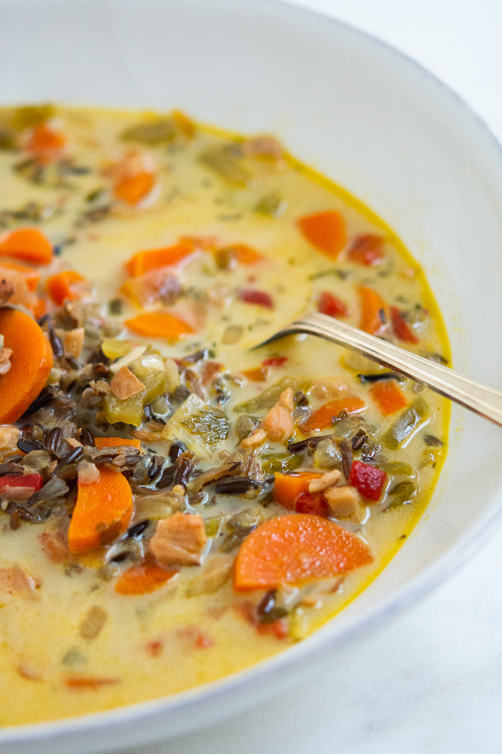 Photo of Wild Rice Soup