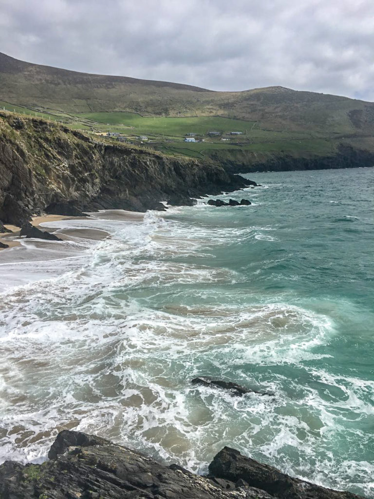 gorgeous Ireland ocean shot