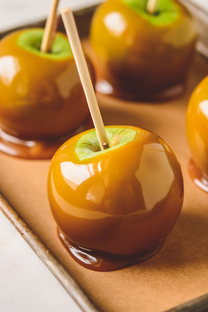 Caramel Apples Shecooks Design