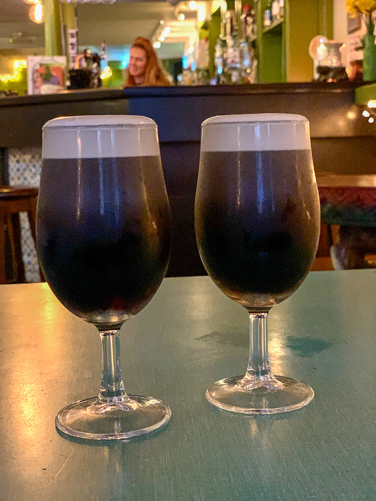 photos of some Guinness in cork