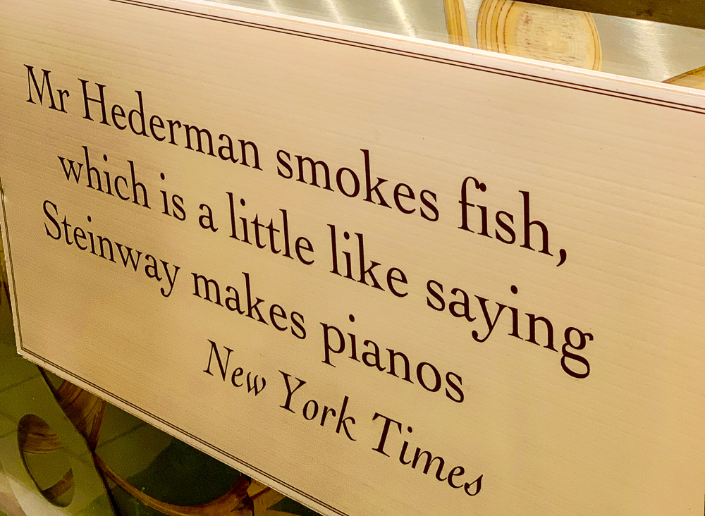 quote from fish smoker shop