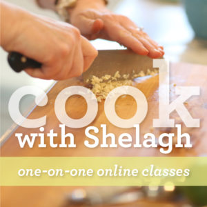 cook with shelagh ad