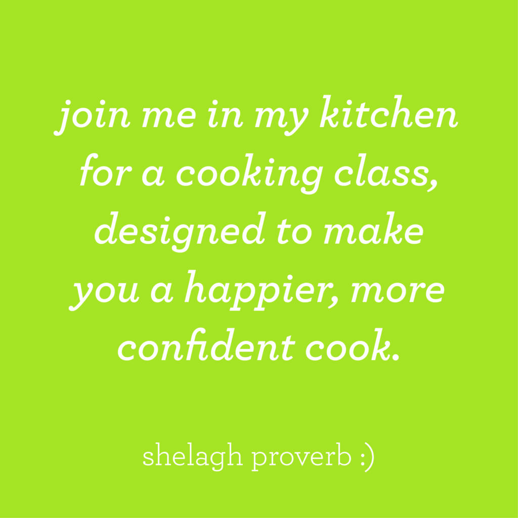 cooking class ad